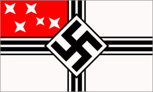 Флаг Новой Швабии.