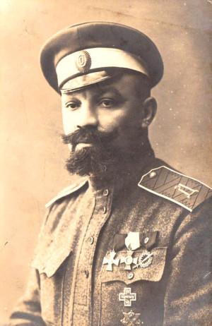 Один из лидеров эмиграции - генерал Кутепов