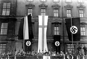 Праздник в честь «отца Реформации» Мартина Лютера. Берлин, 1933 год