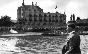 Rheinhotel Dreesen в пригороде Бонна: в этом элитном отеле Гитлер частенько останавливался, почувствовав вкус денег