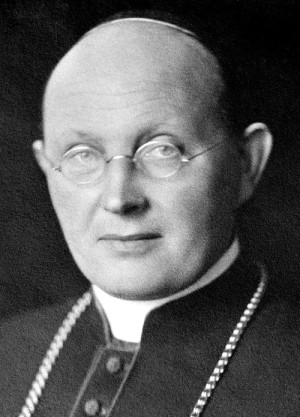 Католический епископ Карл Шульте из Кёльна боролся с нацистской идеологией словом и делом