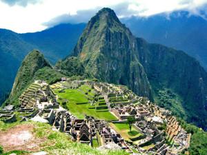 Мачу-Пикчу - легендарная столица инков