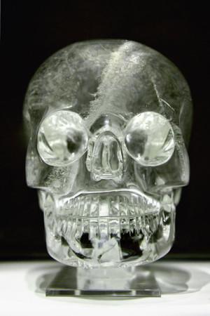 Хрустальный череп - главная загадка тысячелетия?