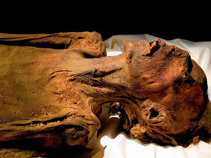 """""""Кричащая"""" мумия из Древнего Египта / ©Bigpicture"""