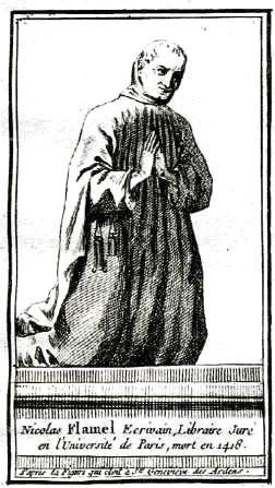 Свой рецепт получения философского камня Николя Фламель унес с собой в могилу. Если он все же умер...