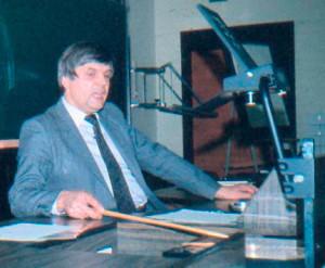 Автор теории «ядерной зимы», пропавший без вести советский физик Владимир Александров