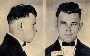 Враг общества № 1 Джон Диллинджер был застрелен 22 июля 1934 года. Преступник сделал себе пластическую операцию, полицейские не узнали его.