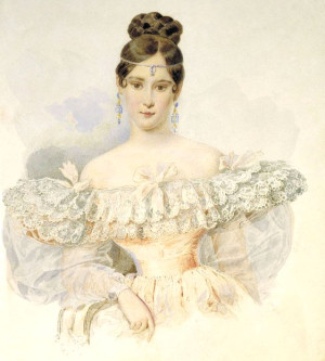 Наталья Гончарова-Пушкина