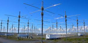 Климатическая установка HAARP на Аляске
