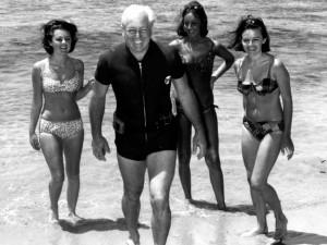 Премьер-министра Австралии Гарольда Холта так и не нашли