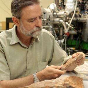 Профессор Марк Харрисон, обнаруживший следы древнейшей жизни