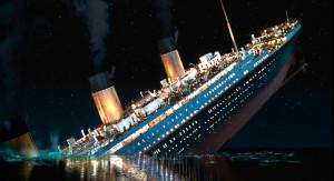1912 год - гибель «Титаника»