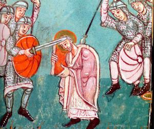 Убийство архиепископа Бонифация в 754 году