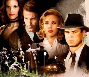 Загадочное убийство Элизабет Шорт до сих пор волнует умы писателей и кинематографистов. На фото: постер к фильму «Черная Орхидея», 2006 год.