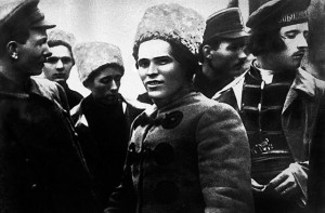 Имя Нестора Махно стало синонимом анархии, бандитизма и безрассудной вольницы