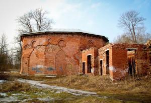 Баболовский дворец не похож на царские апартаменты