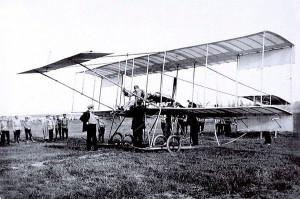 Фарман-IV, один из самых популярных аэропланов в мире в 1910-1914 годах