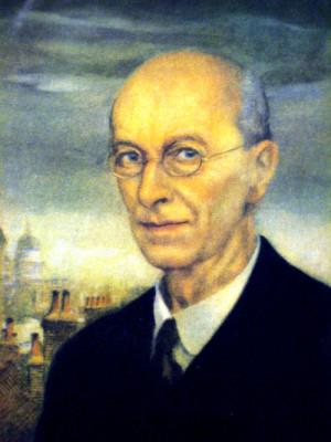 Автопортрет. 1934 год