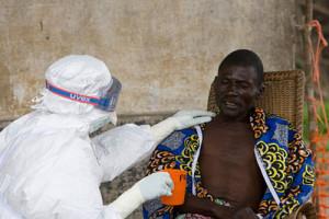 Тот же вирус Эбола, вызывающий геморрагическую лихорадку, впервые был зафиксирован в Конго 40 лет назад — в 1976 году
