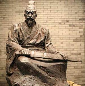 Среди всех известных деятелей Периода Весен и Осеней Гоуцзянь выделяется своим ярким характером