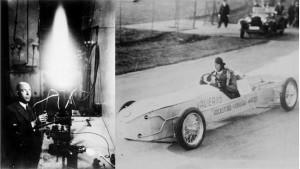 Валье приступил к созданию ракетного автомобиля. 23 мая 1928 года на автодроме «Авус» под Берлином был установлен рекорд скорости - 230 км/ч.