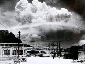 Радиоактивное облако над Нагасаки