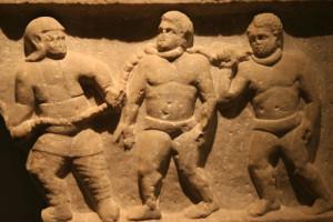 Римские рабы влачили жалкое существование, ведь раб на языке римского права определялся как res, то есть «вещь»