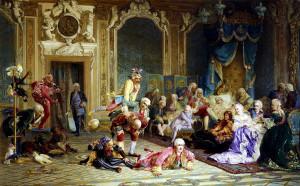 Вопреки распространенному мнению, Анна Иоанновна занималась не только развлечениями с шутами