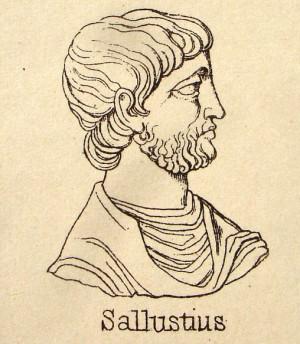 Один из важнейших источников по восстанию Спартака - древнеримский историк Гай Саллюстий Крисп