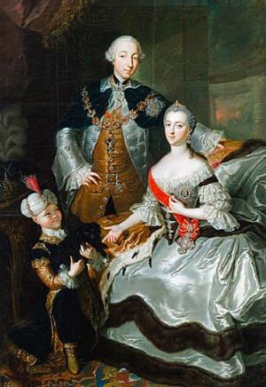 Екатерину долгое время недооценивали все. Ее муж Петр III в итоге поплатился за эту ошибку жизнью