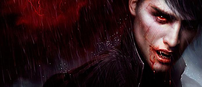 снится убивает чему вампир к
