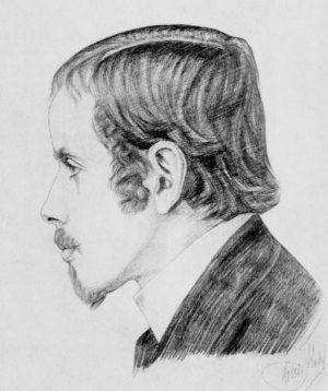 Эйнар Вегенер около 1920 года