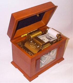 «Волшебная коробка» Люстига: по тем временам стоила совсем ничего - 25000 долларов!