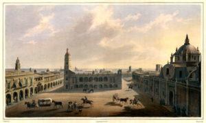 Веракрус в 1834 году