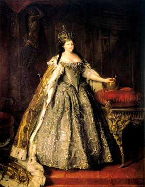 Анна Иоанновна - русская императрица - любила посмеяться, в том числе и над своими поданными