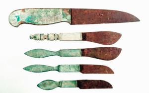 Скальпели Древнего Рима: страшно представить, что такая штуковина может причинить человеческому телу