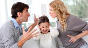 """Семейные """"разборки"""" вызывают раздражение и обиду"""