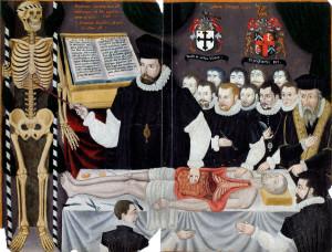 Уроки анатомии в средневековой Европе вызывали массовое любопытство