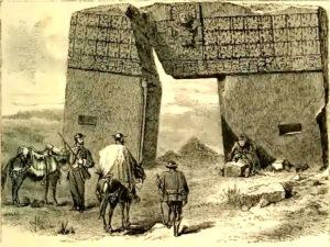 Ворота Тиауанако
