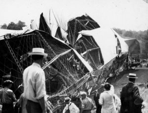 Катастрофа дирижабля «Шенандоа» (ZR-1). 3 сентября 1925 года