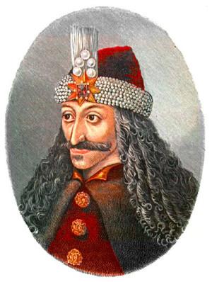 Влад III Басараб, также известный как Влад Дракула и Влад Цепеш
