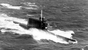 К-129 — советская дизель-электрическая подводная лодка проекта 629А
