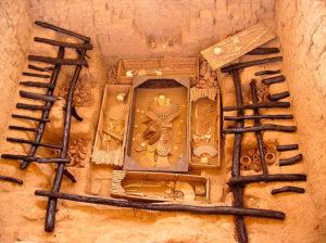 Погребение «Владыки Сипана»