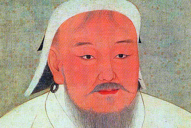 genghis kahn In 2003 a groundbreaking historical genetics paper reported results which indicated that a substantial proportion of men in the world are direct line descendants of genghis khan.