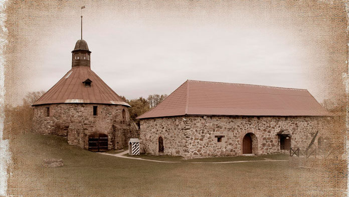 Крепость Корела. Фото: © wikimedia.org