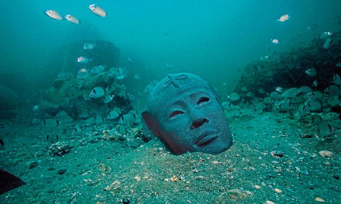 Примерно в 800-х годах до н. э. случилось нечто, из-за чего прекрасный город исчез с лица земли. Что это было?