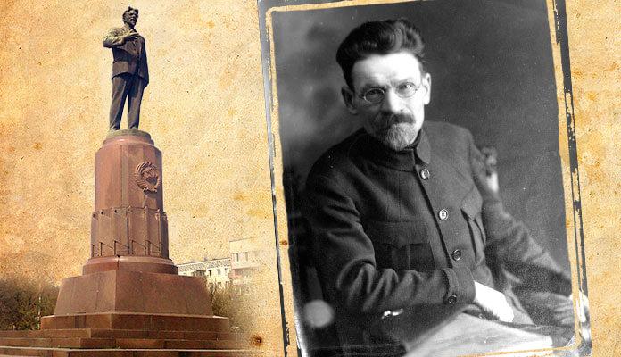 Михаил Иванович Калинин, 1920 г.