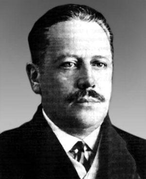 Дмитрий Иванович Мушкетов