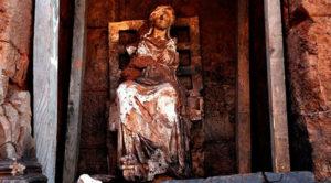 Найдя целую и хорошо сохранившуюся статую Кибелы, ученые поначалу не поверили своим глазам