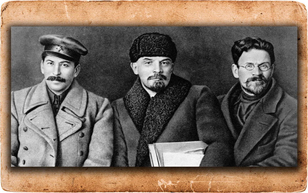 the importance of trotsky lenin and stalin When lenin fell ill and died, trotsky was easily outmanoeuvred by stalin in 1927, he was thrown out of the party internal and then foreign exile followed, but trotsky continued to write and to.